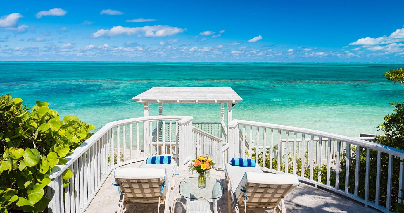 Grace Bay villa, sleeps 8, Turks & Caicos